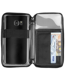 GripGrab Cycling Wallet for iPhone 6/7/8 black